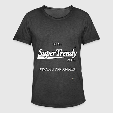 onesix-trendy - Men's Vintage T-Shirt