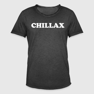 chill collection - Men's Vintage T-Shirt