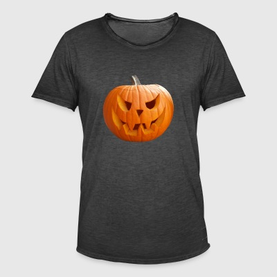 Halloween - T-shirt vintage Homme