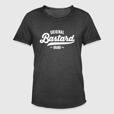 bastard - Men's Vintage T-Shirt