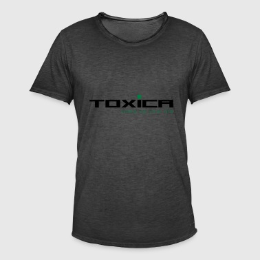 toxica - Herre vintage T-shirt