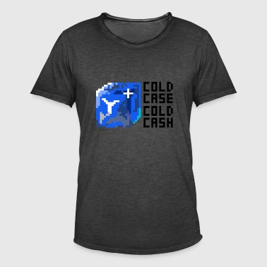 COLDCASH - Men's Vintage T-Shirt