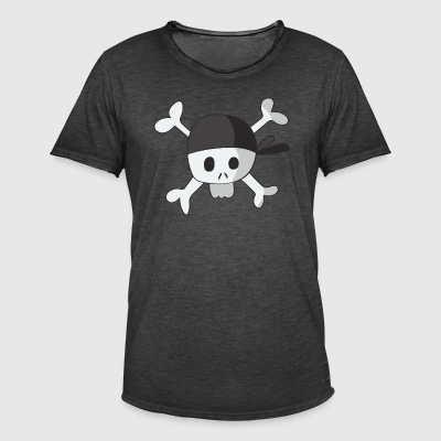 pirate - Men's Vintage T-Shirt