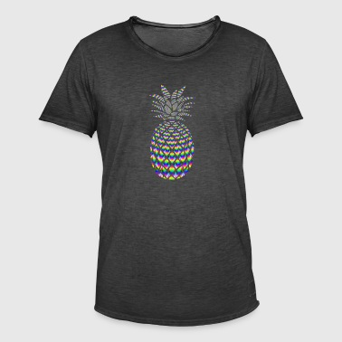 ANANAS PSYCHEDELIC - Vintage-T-shirt herr