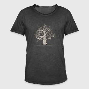 Bony oak - Men's Vintage T-Shirt