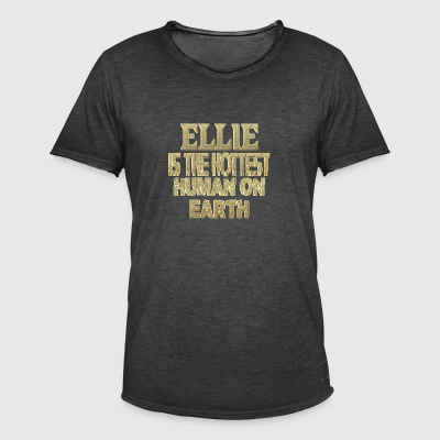 Ellie - Men's Vintage T-Shirt