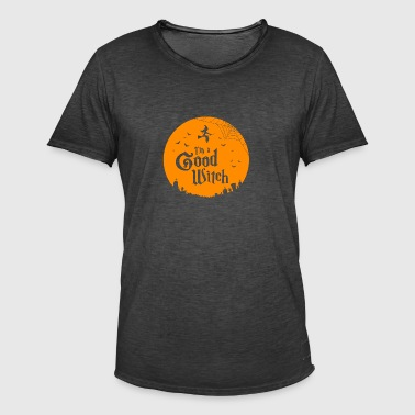 Halloween: I'm a Good Witch - Men's Vintage T-Shirt