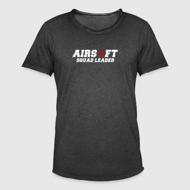 airsoft - airsoft - Herre vintage T-shirt