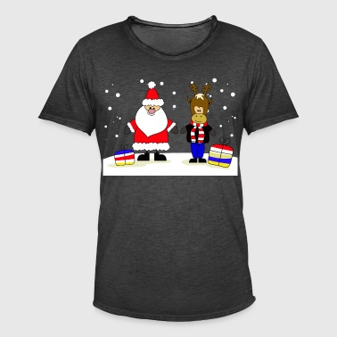Christmas Collection - Men's Vintage T-Shirt