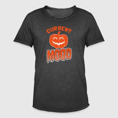 Humeur - Halloween - T-shirt vintage Homme