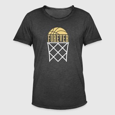 toujours Basketball - T-shirt vintage Homme