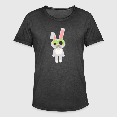 Rabbit - Men's Vintage T-Shirt