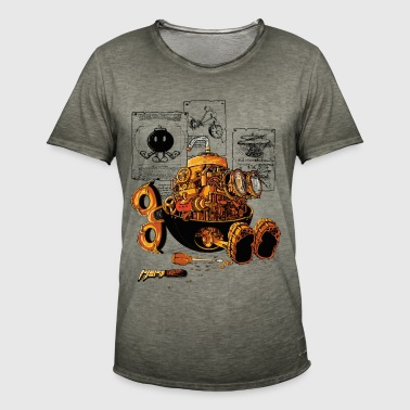 work of the genius - Men's Vintage T-Shirt