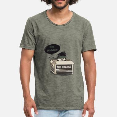 I'm Hidden - Men's Vintage T-Shirt