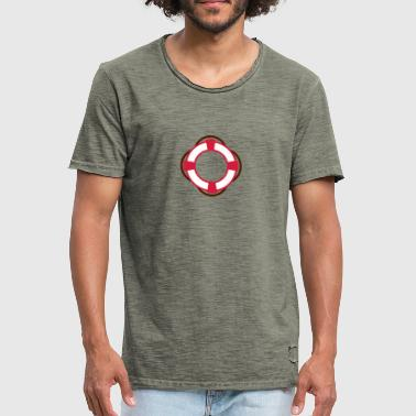 lifebelt - Men's Vintage T-Shirt