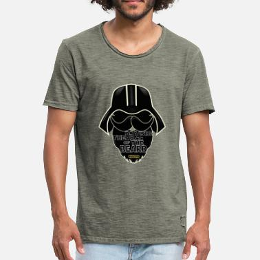 Darth DarkSide - Camiseta vintage hombre