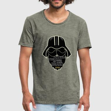 DarkSide - T-shirt vintage Homme