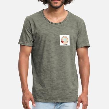 Tand tand - Herre vintage T-shirt