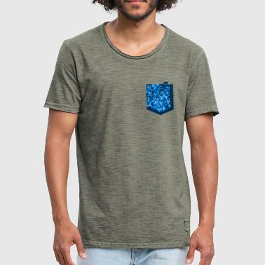 Camouflage Camouflage - Herre vintage T-shirt