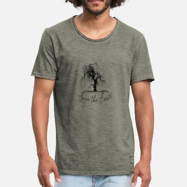 Save The World Save the World - Männer Vintage T-Shirt