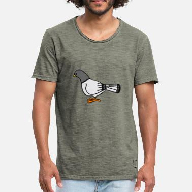 Love Dove Dove - Men's Vintage T-Shirt