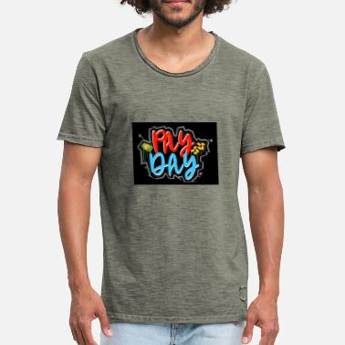 Payer Pay Day - Männer Vintage T-Shirt