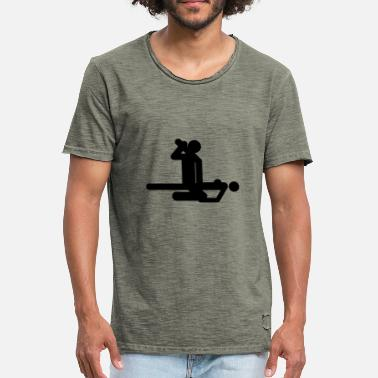 Sex Positive Sex positions - Men's Vintage T-Shirt
