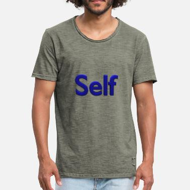 Self Self - Men's Vintage T-Shirt