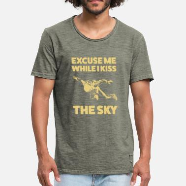 excuse me - Men's Vintage T-Shirt