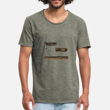 Supra Supra Merio Brush - Men's Vintage T-Shirt