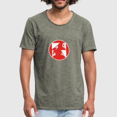 Ascension escalade cadeau montée ascensionnelle - T-shirt vintage Homme