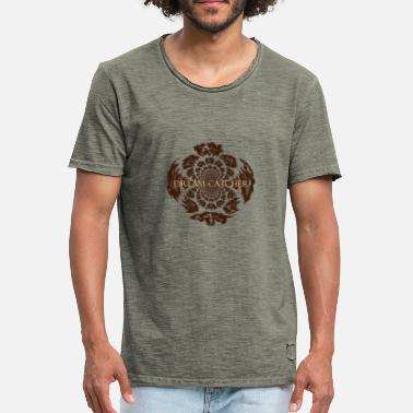 Catcher Dream catcher - Vintage-T-shirt herr