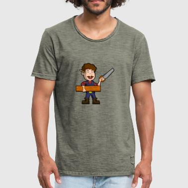 carpenter joiner carpenter joiner - Men's Vintage T-Shirt
