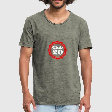 Gift for 20 year old - Men's Vintage T-Shirt