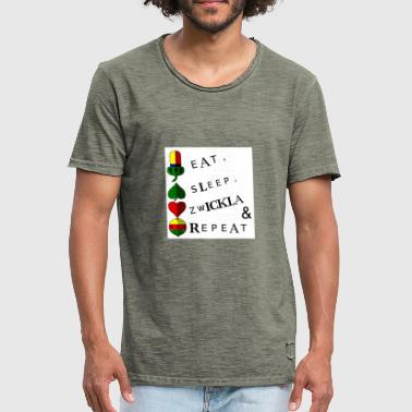 card game - Men's Vintage T-Shirt