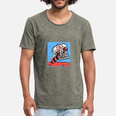 Insect insect - Men's Vintage T-Shirt
