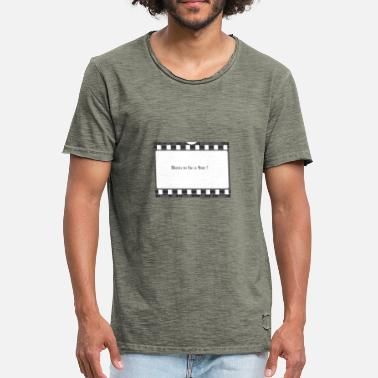 Movie Star Movie star - Men's Vintage T-Shirt