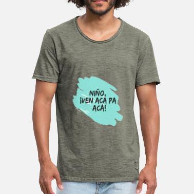 ce2e5a51f Frase Frases de nuestras mamás - Camiseta vintage hombre