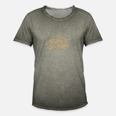 Mens Vintage T Shirt