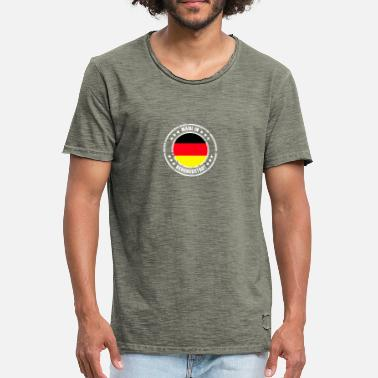 Neustadt MOUNTAIN NEUSTADT - Men's Vintage T-Shirt