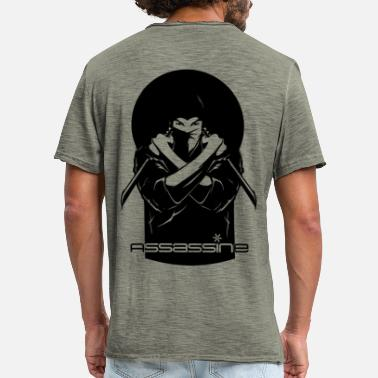 Assassin Assassin - Men's Vintage T-Shirt