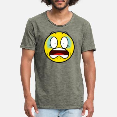 Shock SHOCK! - Men's Vintage T-Shirt