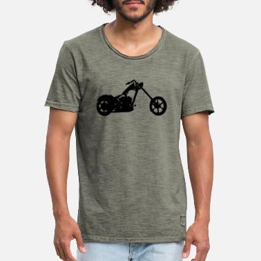 Chopper Cruiser - Men's Vintage T-Shirt