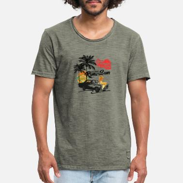 West Coast West Coast Cars - Men's Vintage T-Shirt
