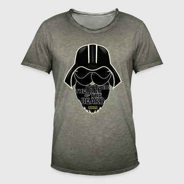 DarkSide - Herre vintage T-shirt