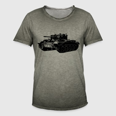 Cromwell Cruiser Tank - Camiseta vintage hombre