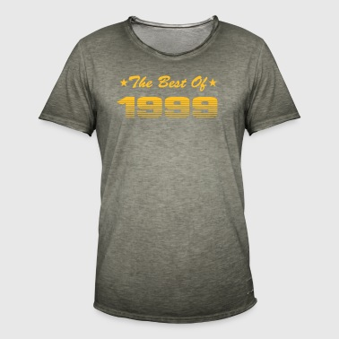 The Best Of 1999 - Herre vintage T-shirt