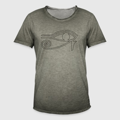 Eye of Ra - Vintage-T-shirt herr