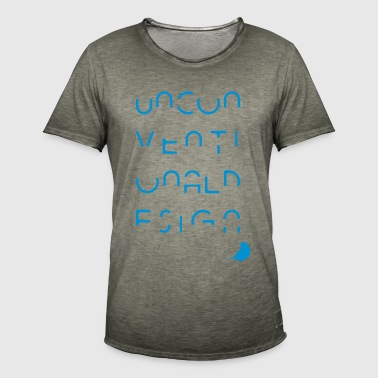 Unconventional design - Men's Vintage T-Shirt
