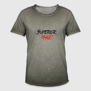 Superior times - Men's Vintage T-Shirt